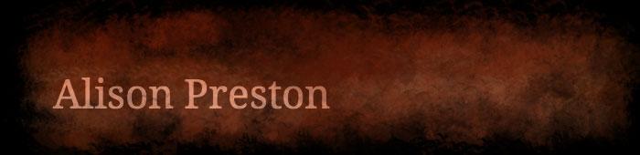 Alison Preston